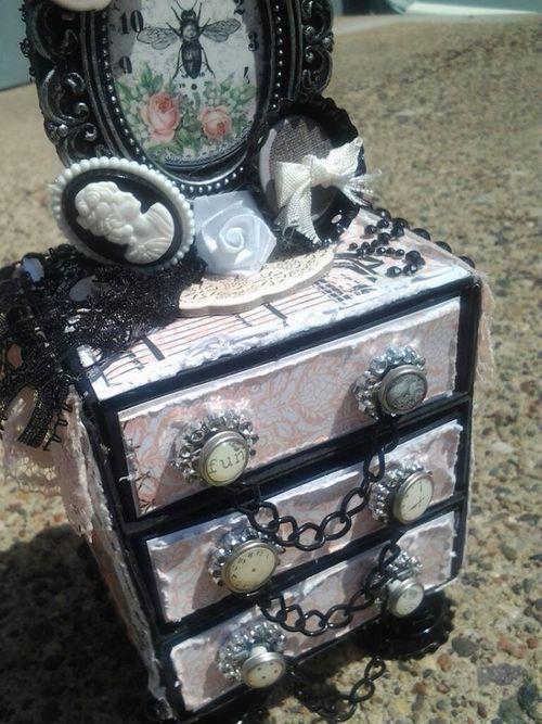 Dresser Box - Tmika Miller