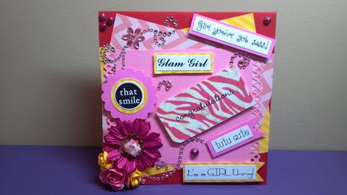 It's a girl thing - Audrey Long - All about girls set