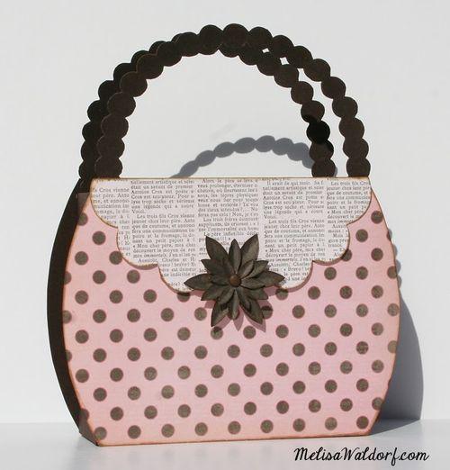 Assorted purse box template - Melisa Waldorf