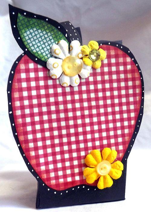 Apple treat box - Mary Ann Guth