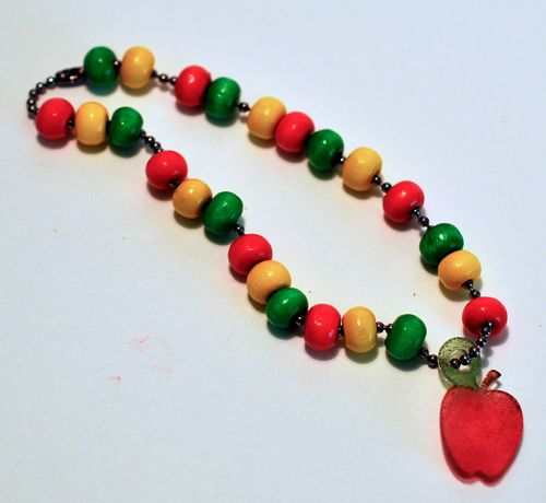 APPLE BRACLET 1