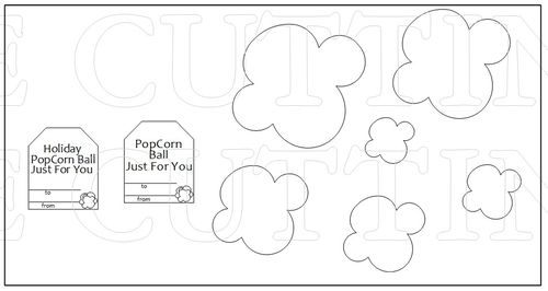 The cutting cafe popcorn box template popcorn set pronofoot35fo Image collections