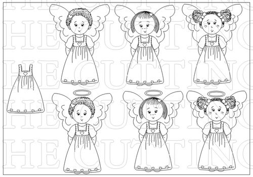 SWEET ANGELS 2