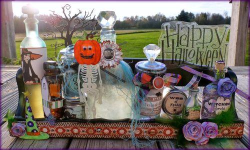 Halloween Trio - Mitra Pratt