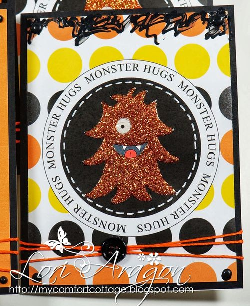Monster Hugs - Lori Aragon - A bunch of monsters set