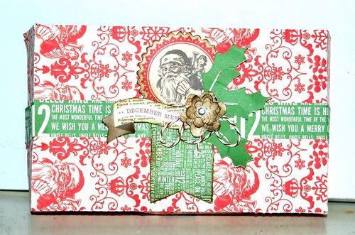 Holly Hudspeth - Pizza Box