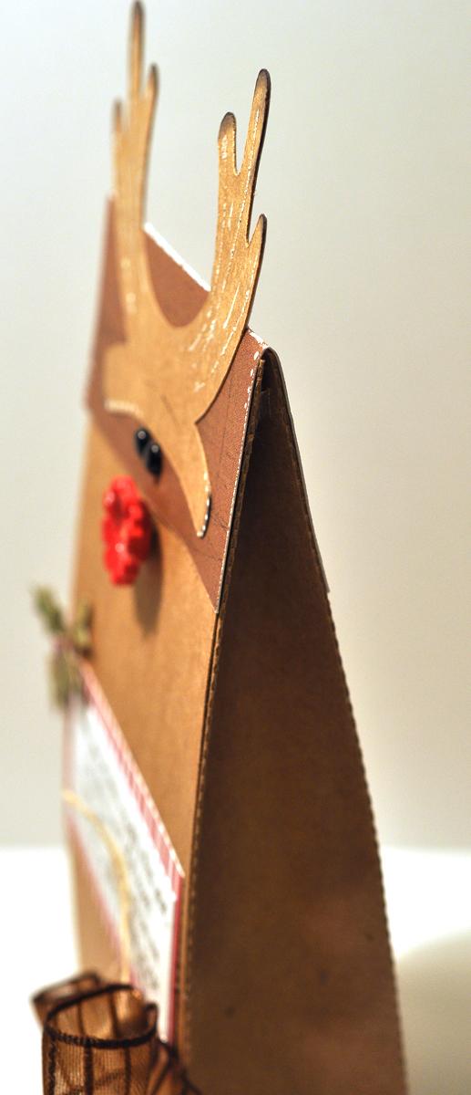 Christmas bag topper 2