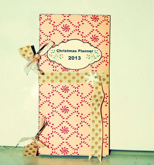 Christmas Planner - Holly Hudspeth - Holiday planner set