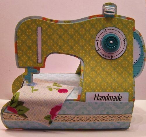 Sewing Machine set - Rhonda Zmikly