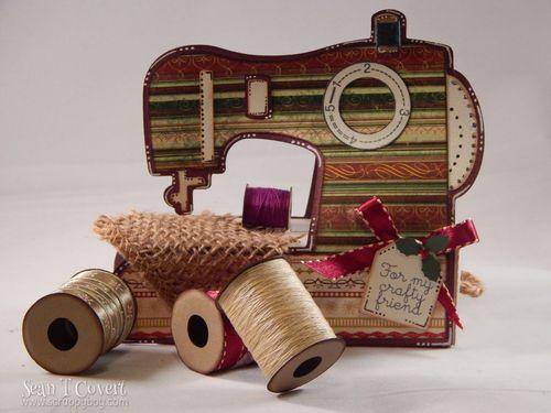 Sewing Machine set - Sean Covert
