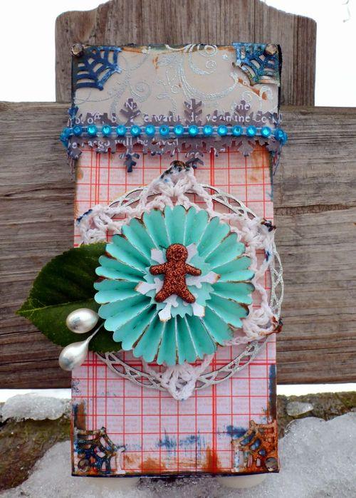 Candy Cane Box - Mitra Pratt