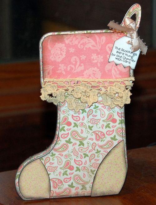 Stocking Box - Holly Hudspeth