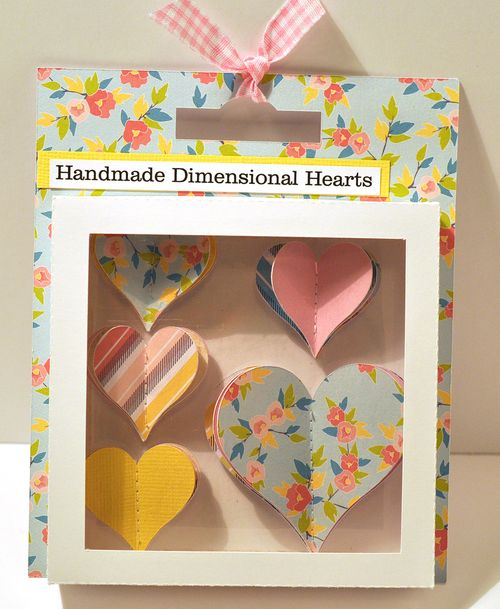 EMBELLISHMENT BOX HEARTS