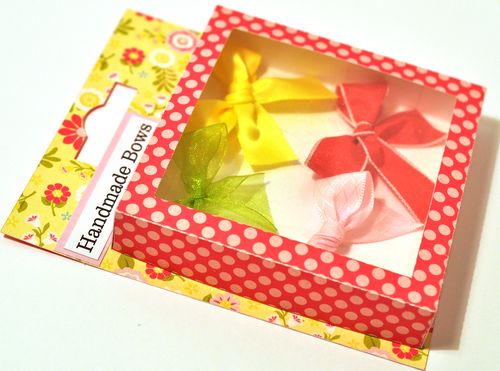 EMBELLISHMENT BOX BOWS 1