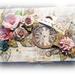 Paper flowers - lisa Minckler