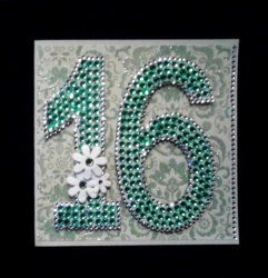 16 - Cathryn Holzschuher - 0-9 number shaped cards