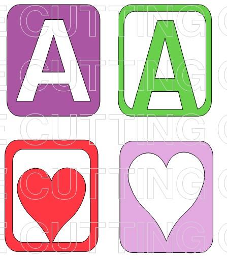 ALPHA TOP CARDS