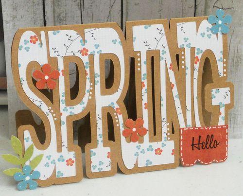 Ashley nicole spring word