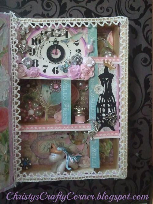 Configuration box - Christy Lepine