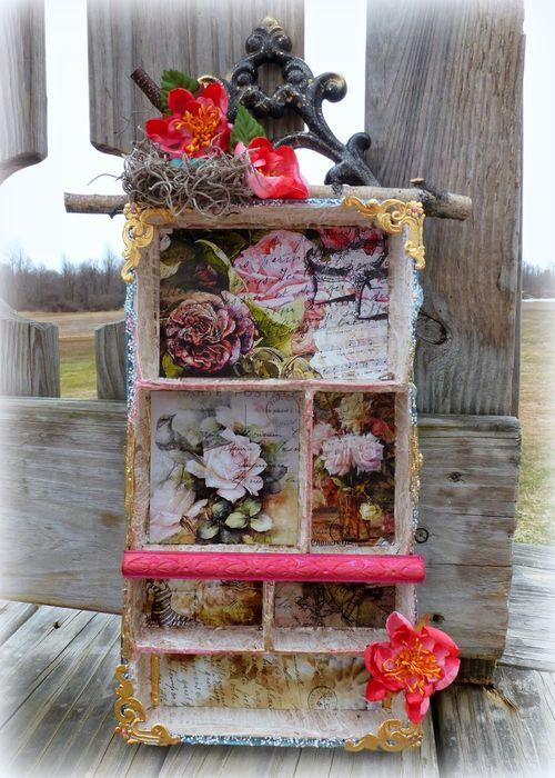 Configuration box - Mitra Pratt