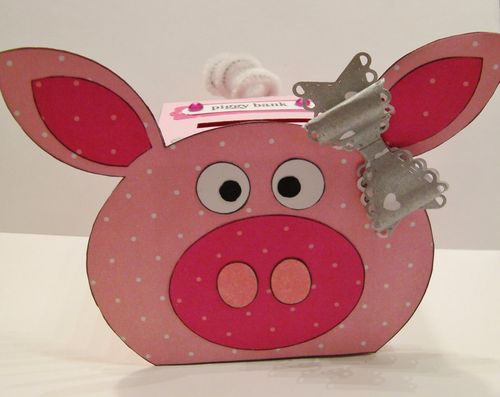 Piggy Bank - Rhonda Zmikly - The Blocks set