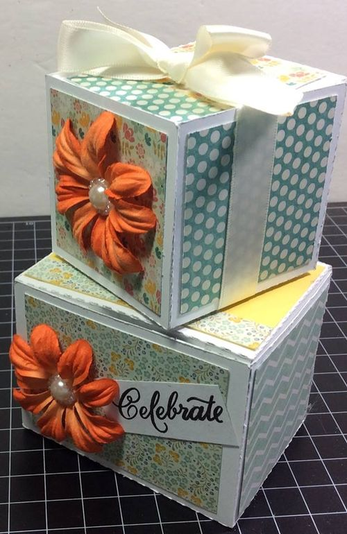 CELEBRATE - THE BLOCK - Shanta Newby