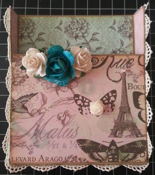 POCKET BOX - Sheryl Wilder