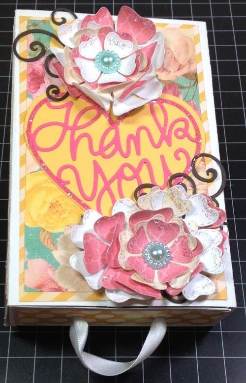 Thank you - Matchbox - Shanta Newby