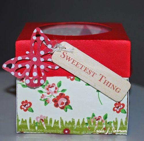 Cupcake box - Krista Norman