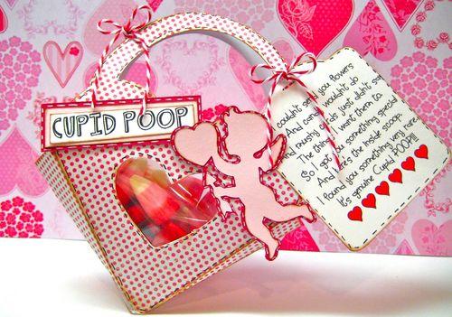 Joanna Bandelin cupid poop