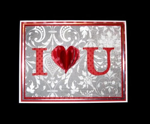 VALENTINE WINDOW CARD TOPS - Cathryn Holzschuher