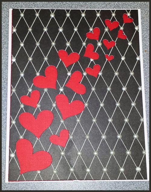 VALENTINE WINDOW CARD TOPS - Tee Angel