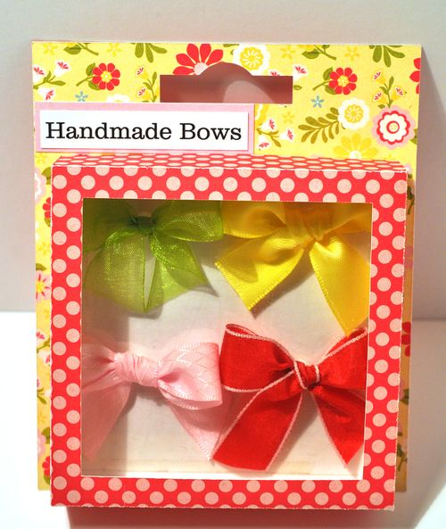 EMBELLISHMENT BOX BOWS
