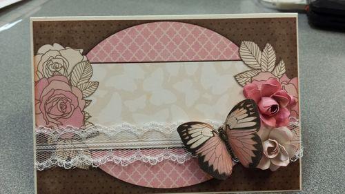 Paper flowers - Tee Angel