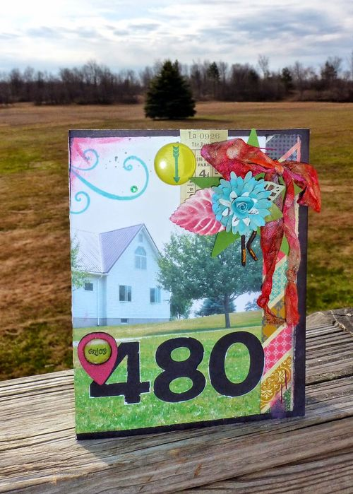 480 - MITRA PRATT - NUMBER WINDOW CARDS
