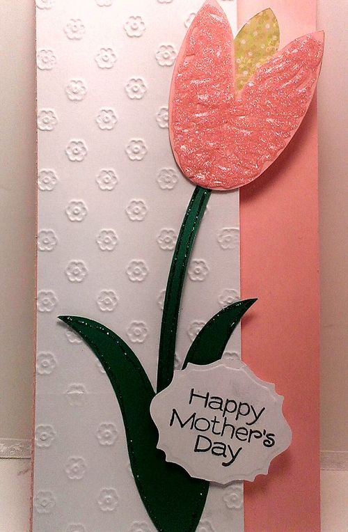 Tulip card set - Chauntelle Lee