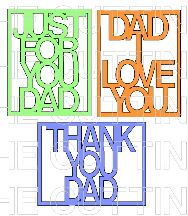 JUST FOR YOU DAD OVERLAYS 1