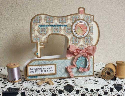 Beth B. - Sewing Machine set