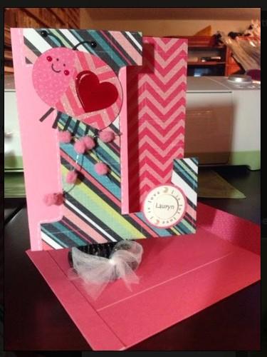 L is for Love - Keri Parish - L letter set