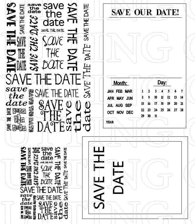 SAVE THE DATE 4