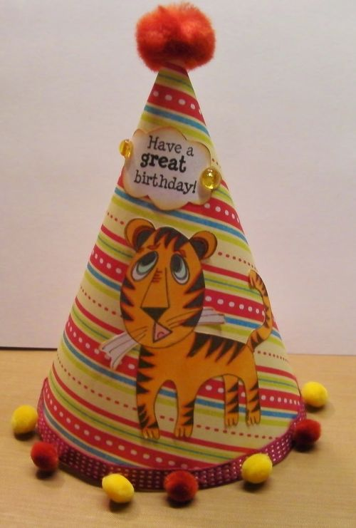 Party hat - rhonda zmikly