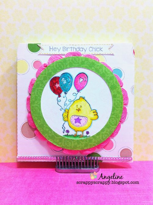 CD HOLDER SET - Angeline Choo