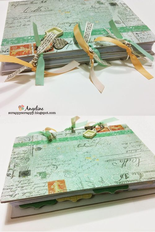 THE PLANNER - Angeline Choo