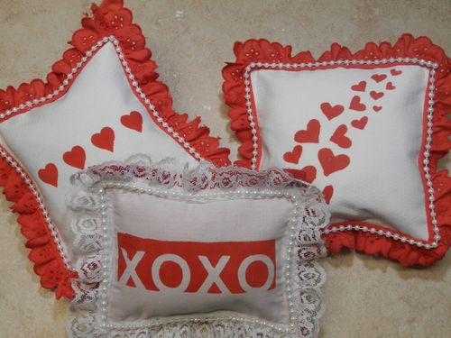 Valentine Window card tops - Tmika Miller