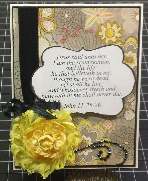 Bible Easter Verses - Shanta Newby