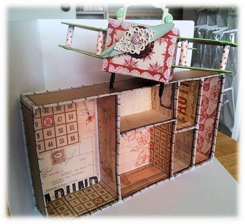 Configuration box - Lisa Minckler
