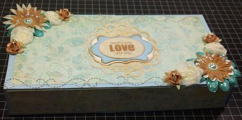 Shanta Newby - Large gift box