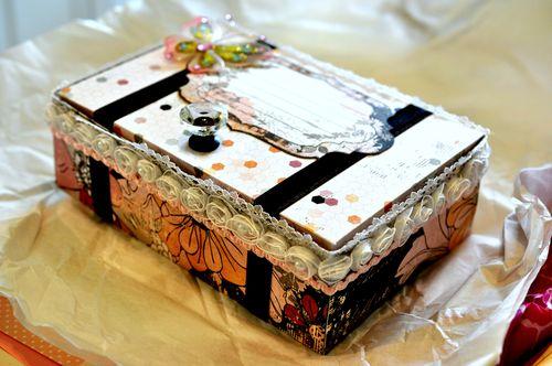 Suitcase box set - Sheryl Wilder 1