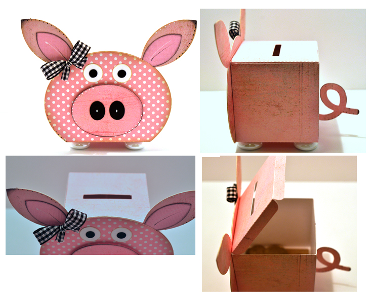 Piggy all pieces