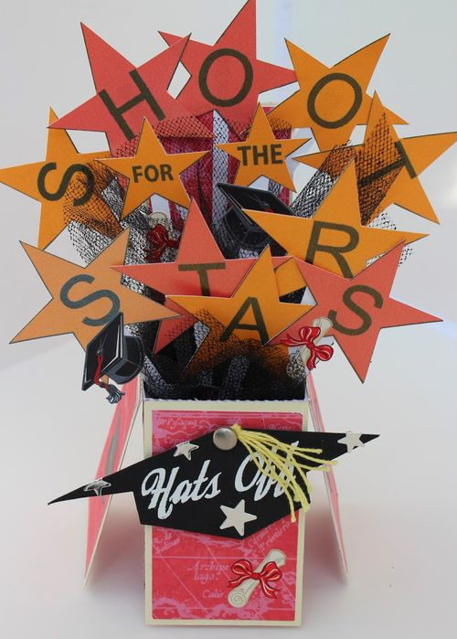 Hats off - Card in a box - Chauntelle Lee